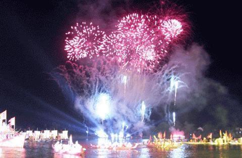 Artistic Fireworks