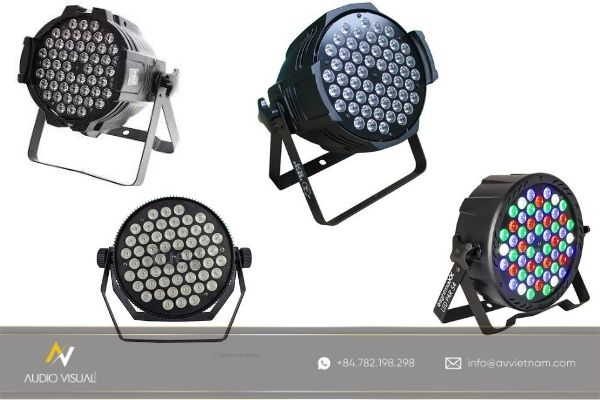 Par LED rentals in Vietnam- How to save renting costs