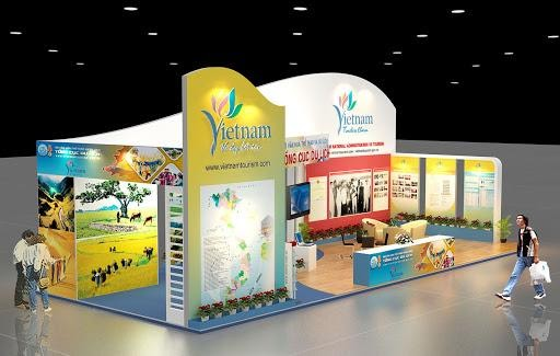 AV Vietnam – the reputable brand for trade show booth rental