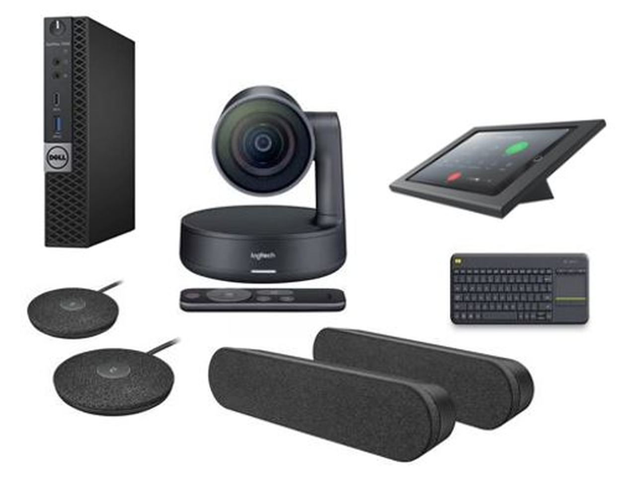 The Basic Video Conference Equipment Requirement List