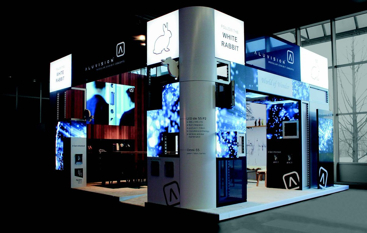Booth Design and Build