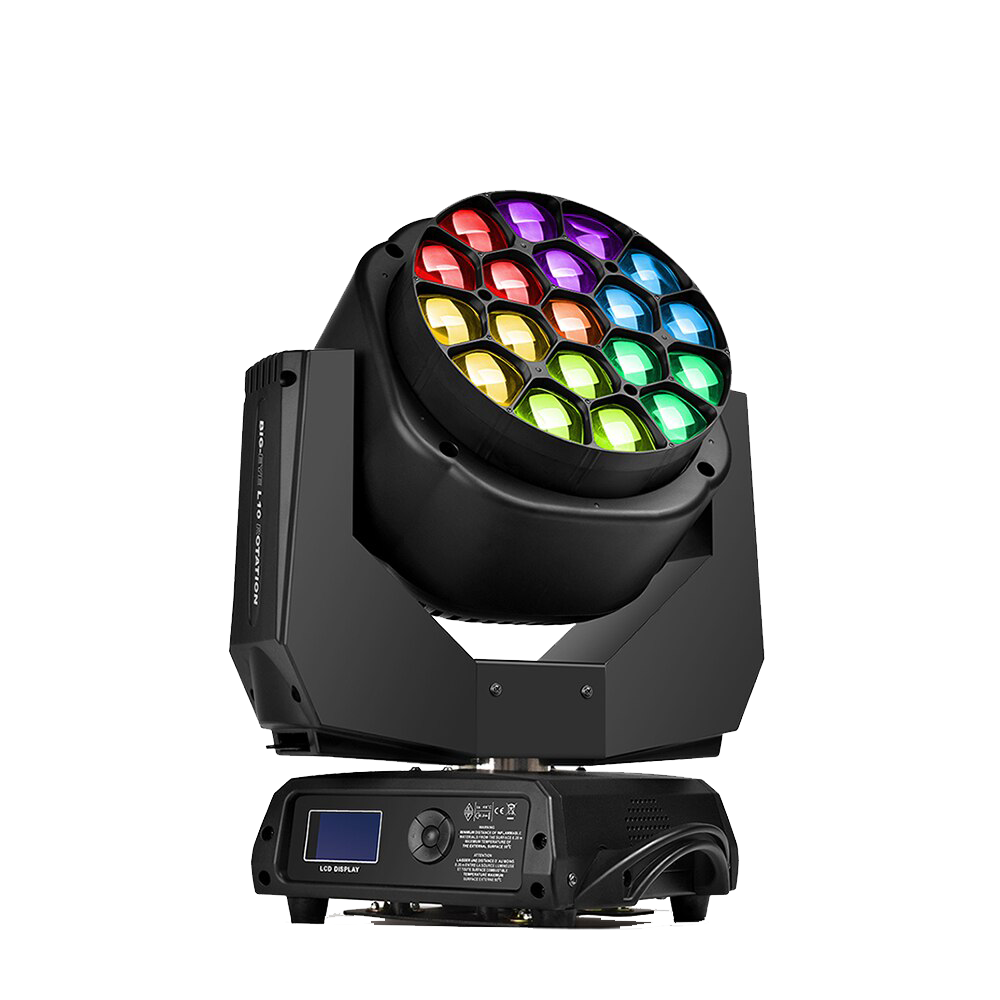 Moving Head Led Bee Eyes 19X15W