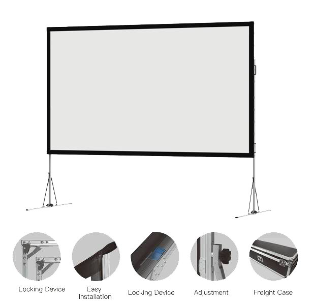 Box-shape Projection Screen