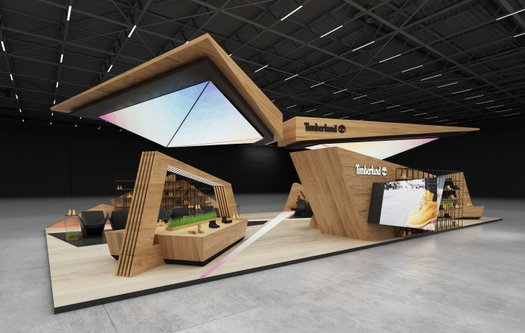 Booth Design and Build – Best service in Exhibition